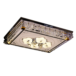 LN-SJ-7192-冬LED-10X10W-现代水晶灯