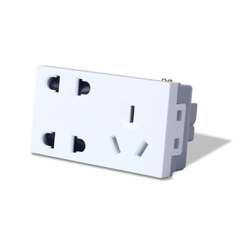 P系列 连体七孔插座