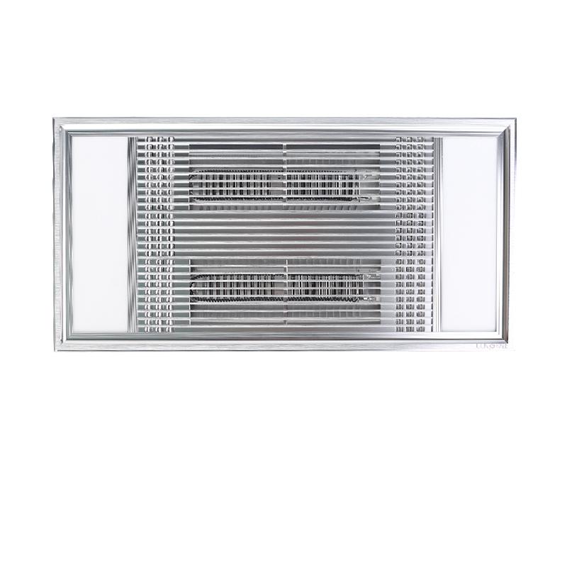 LN-YB0052 集成浴霸-LC-LED-A碳纤维
