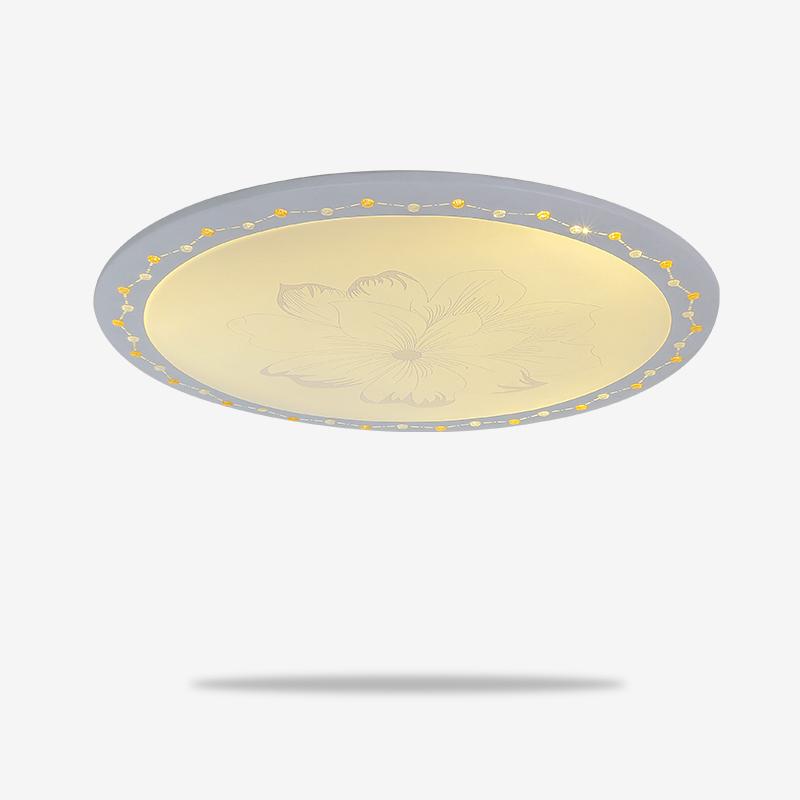 LN-8631-春LED-双色-现代灯