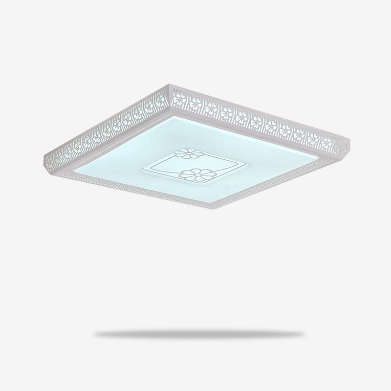 LN-8636-春LED-双色-现代灯