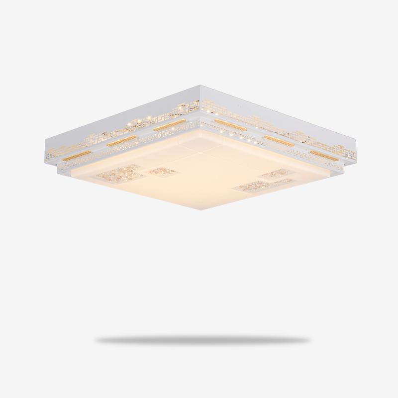 LN-8637-春LED-双色-现代灯