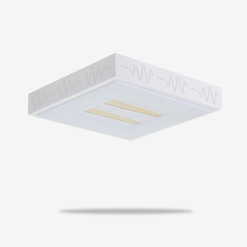 LN-8638-春LED-双色-现代灯