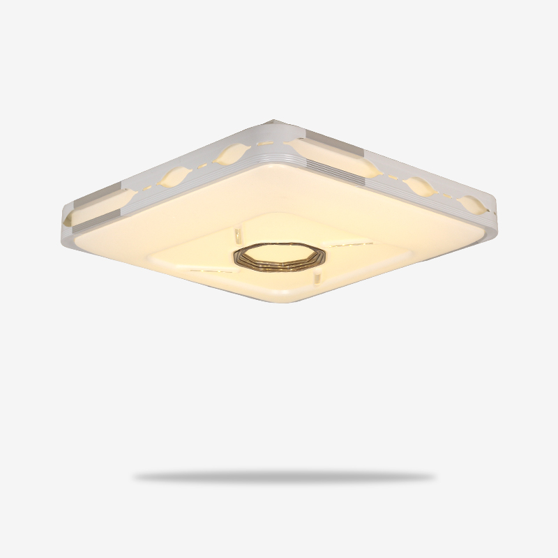 LN-8657-秋LED-6X6W-双色-现代灯