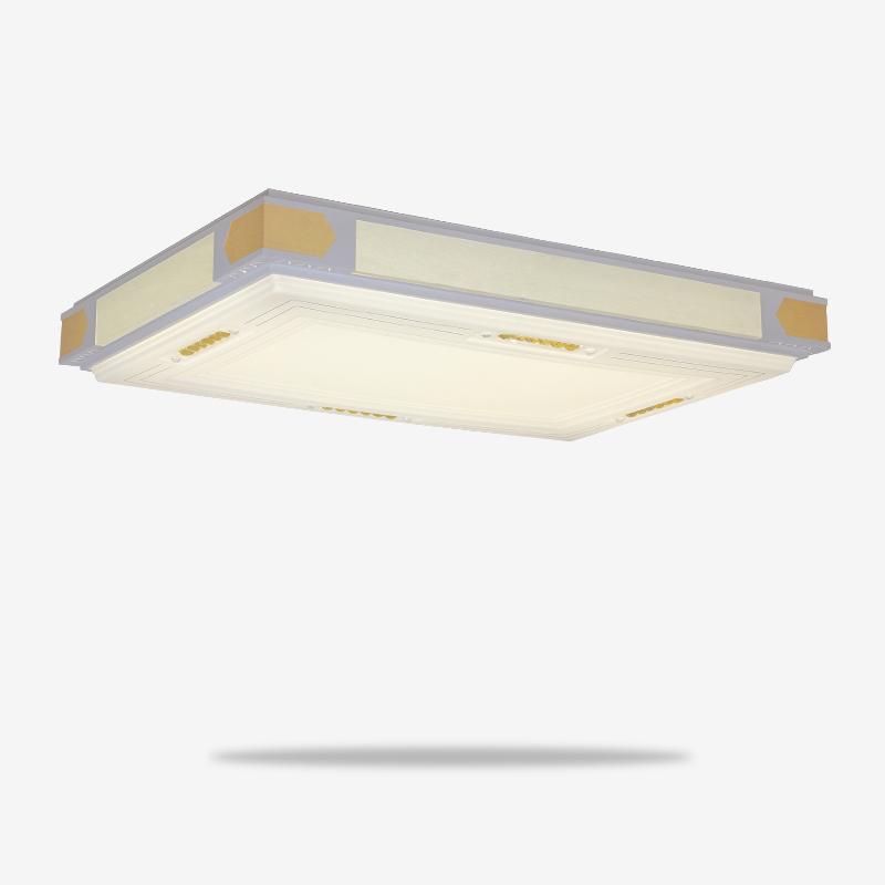 LN-8666-春LED-双色-现代灯