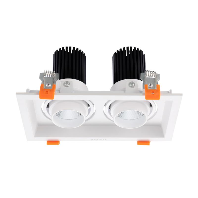 LN-GS1101-COB格栅灯