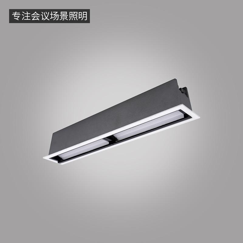 LN-Q系列偏光洗墙灯-嵌入式条形灯双头