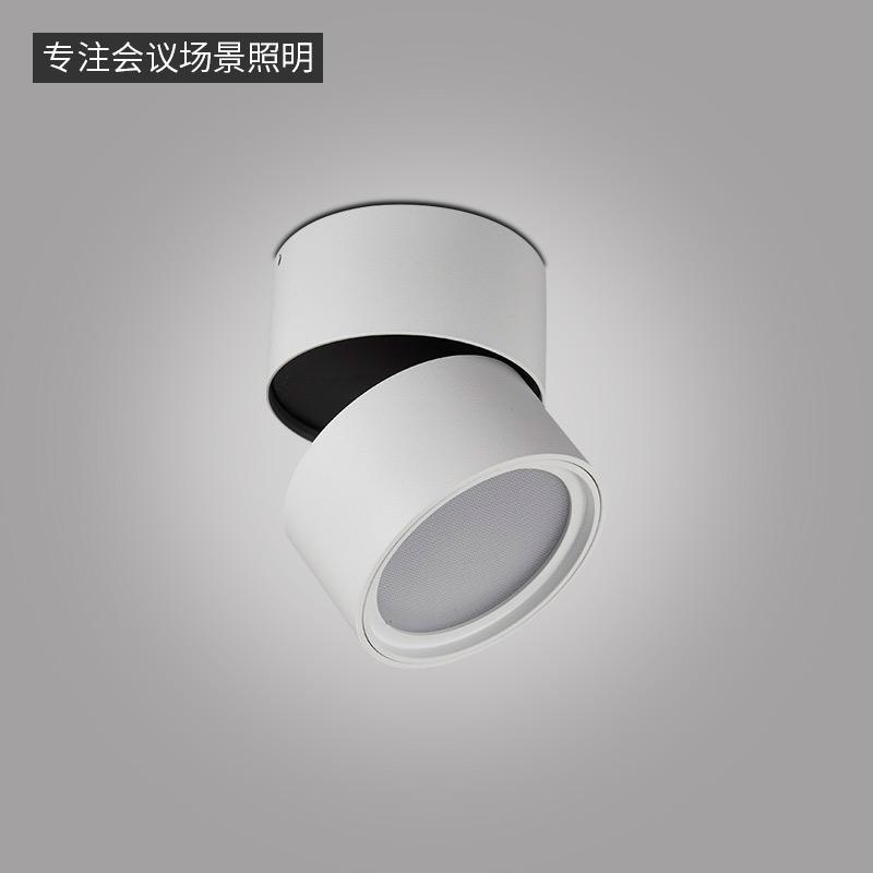 LN-T系列筒灯-8598-明装